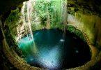 ik-kil-cenote-chichen-itza-mexico